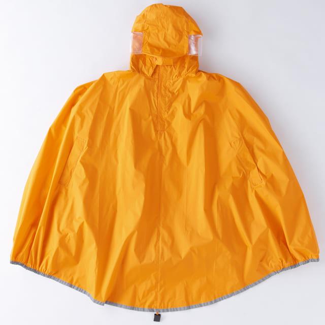画像1: 【雨対策】モンベルやワークマンなどおすすめレインポンチョ8選 メンズ/レディース兼用可